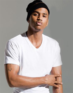 Trey Songz – I Need A Girl Artwork