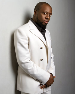 Wyclef Jean Artwork