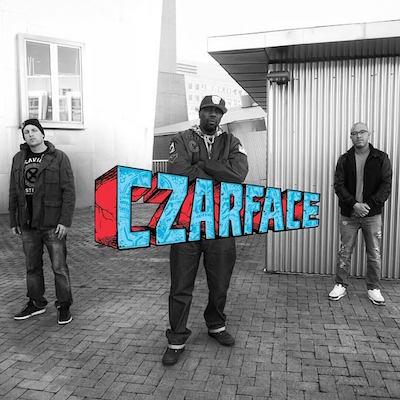 Czarface (Inspectah Deck + 7L & Esoteric)