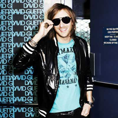 David Guetta Artwork