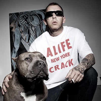 Madchild (of Swollen Members)
