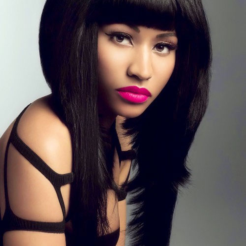 Nicki Minaj Wonder Woman Photoshoot