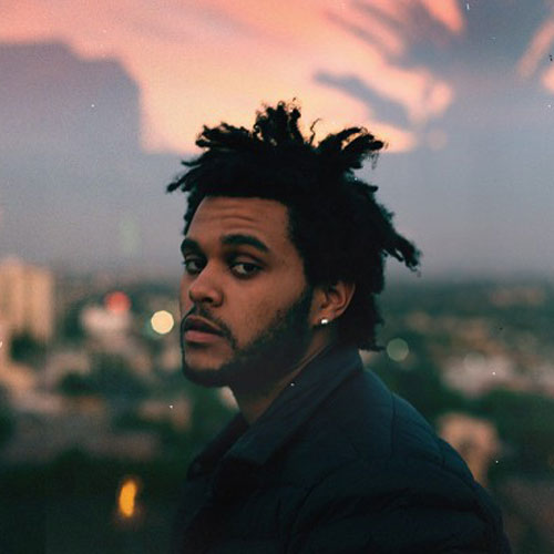 The Weeknd Artwork