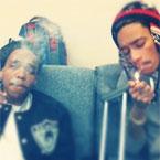 Curren$y & Wiz Khalifa Pic