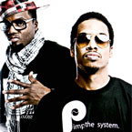 Skinny & Scales (of Nappy Roots)
