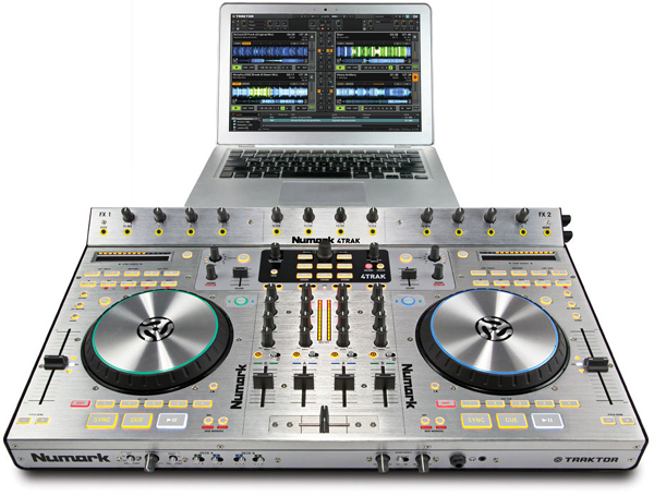 Numark 4Trak DJ Controller