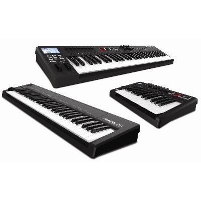 NAMM 2012: Alesis MIDI Keyboards