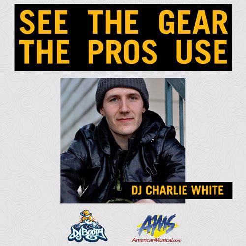 Pro DJ Setups: Charlie White