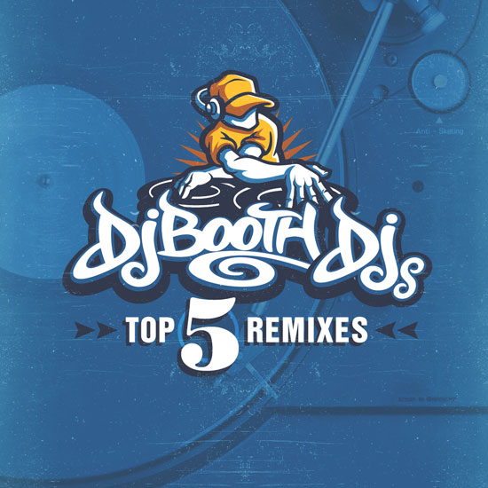 Top Remixes of the Month [April 2014]