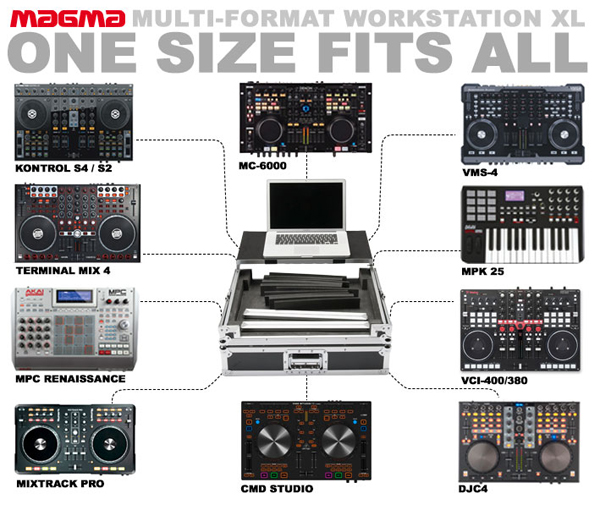 Magma Workstation XL