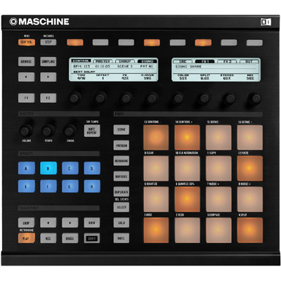 Native Instruments Maschine 1.5