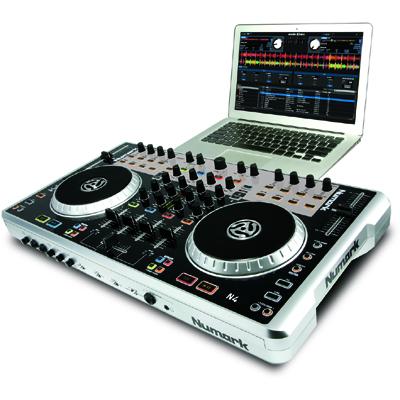 Numark N4 Digital DJ Controller