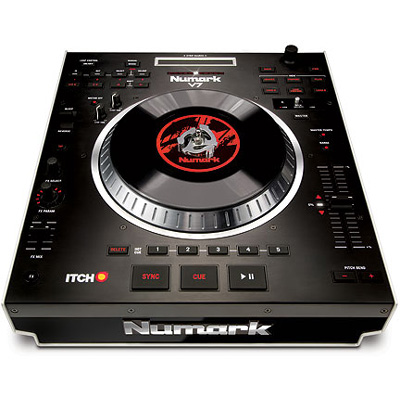 Numark V7 Controller