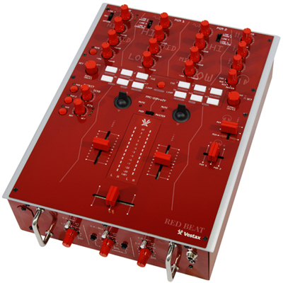 Vestax PMC-05ProIV Mixer