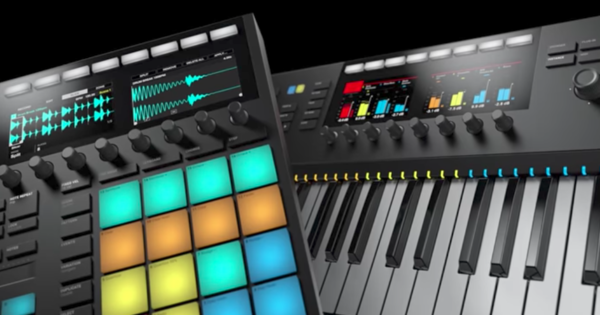 native-instruments-maschine-mk3-komplete-kontrol-s61-mk2-unboxing-video