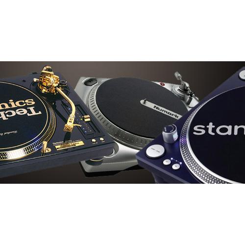 DJ BLAZE's Top-10 Best Analog Turntables