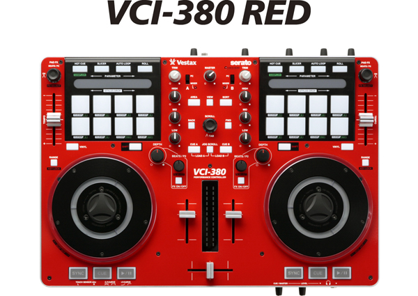 VCI-380 Red