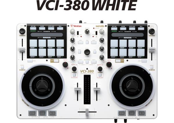 VCI-380 White