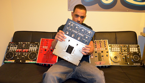 Vestax Bankrupt but Still Alive