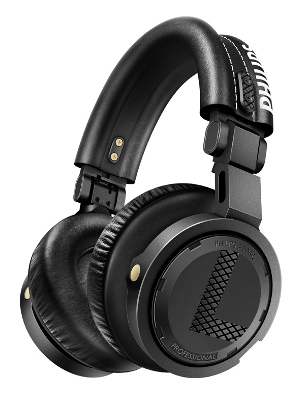 2014 DJ Expo: Philips A5-Pro Headphones First Impressions [Video]