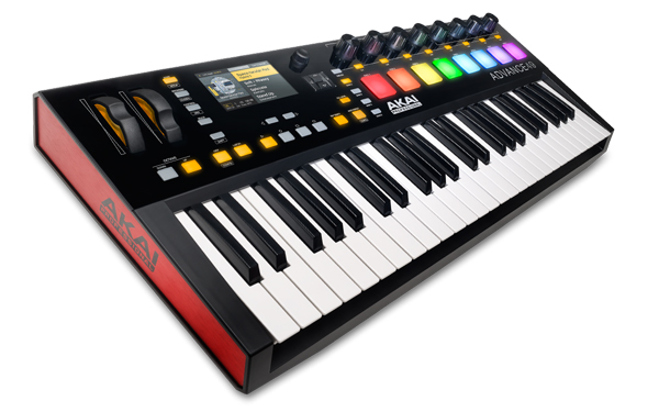 Akai Advance Series Keyboards [Video]