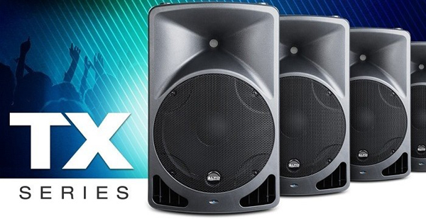 Alto Professional TX Series Speakers