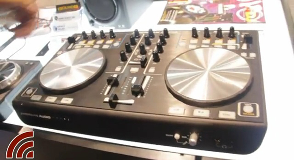 [NAMM 2013] American Audio VMS Controllers Video