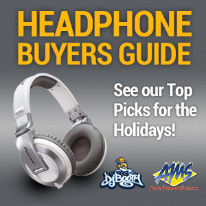 AMS+DJbooth Top DJ Headphone Picks
