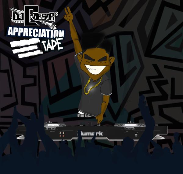 DJ Caesar Releases Appreciation Mixtape