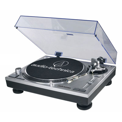 Audio Technica AT-LP120-USB Turntable