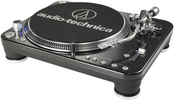 Audio-Technica AT-LP1240-USB Turntable Unboxing Video