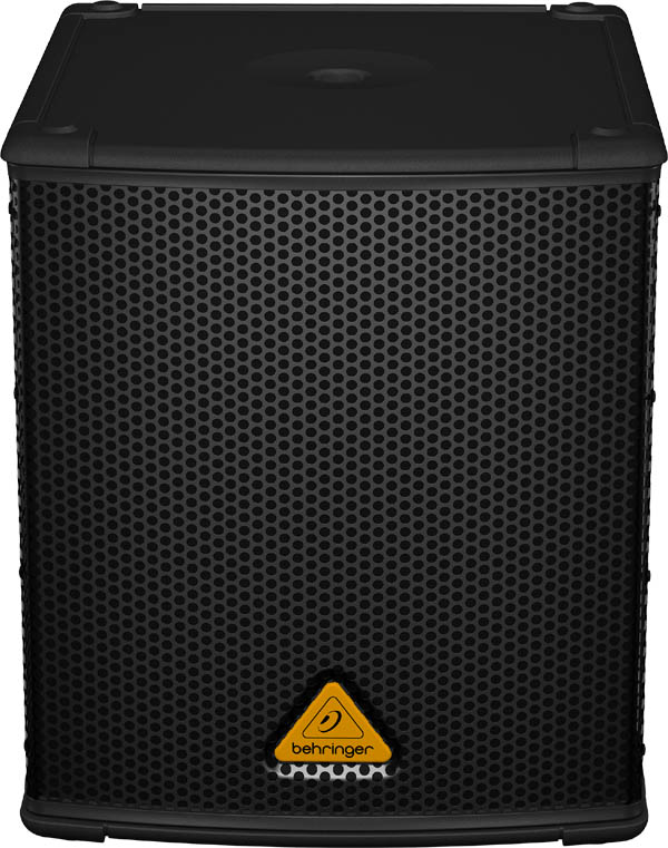 BEHRINGER Introduces EUROLIVE B1200D Powered Subwoofer