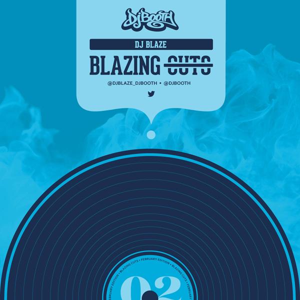 Blazing Cuts February 2015 Mixtape Freestyle Set [Video]