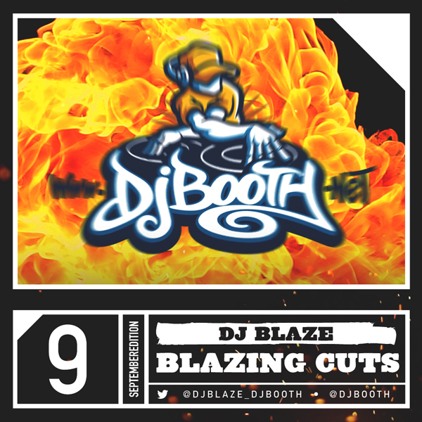 [TVR] Blazing Cuts September 2014 Mixtape Freestyle Set