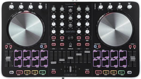 reloop-beatmix-4-serato-dj-controller