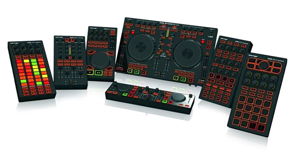 FINALLY! Behringer CMD Controllers Now Shipping
