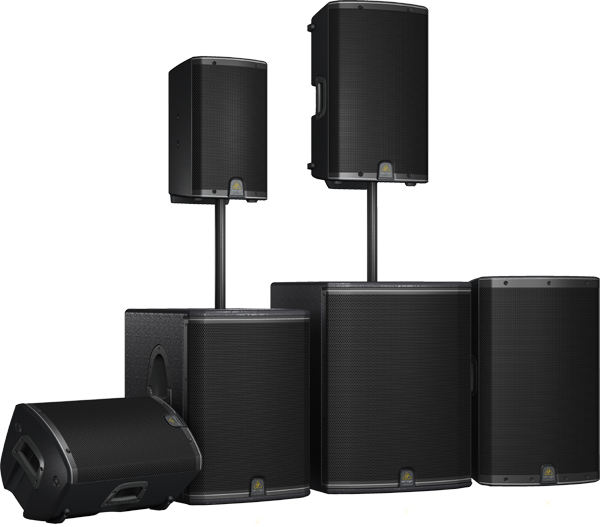 [NAMM 2013] Behringer iQ Series Networked Loudspeakers