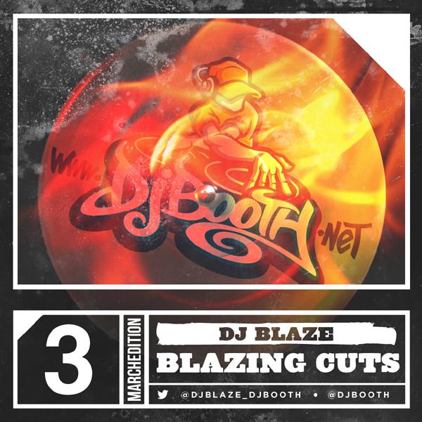 [TVR] Blazing Cuts March 2014 Mixtape Freestyle Set