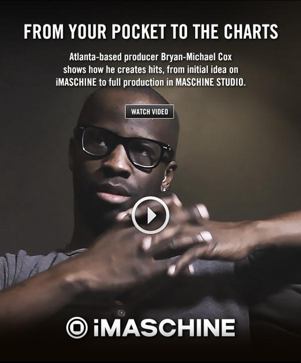 Bryan Cox On iMaschine & Maschine Studio [Video]