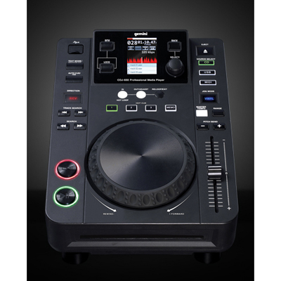 NAMM 2012 Video: Gemini CDJ-650