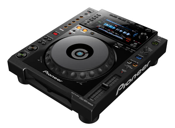 Pioneer CDJ-900NXS Serato DJ Compatible [Video]