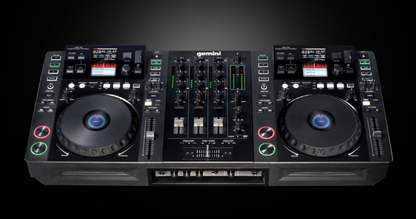 [Video] 2012 DJ Expo - Gemini CDMP-7000 Rundown