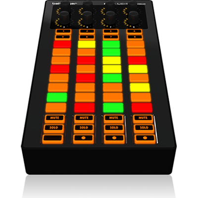 Midi Deck Controller Deck-based Midi Module With