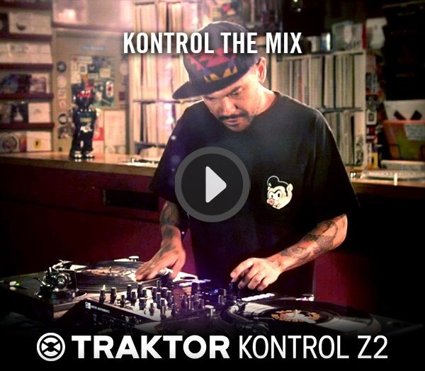 [Video] DJ Craze & Traktor Kontrol Z2