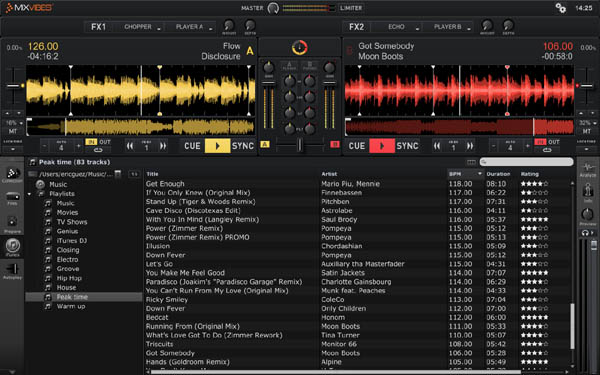 Cross DJ Free 2.3 Update Released
