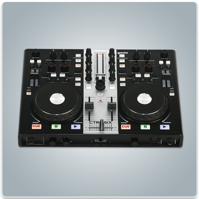 Gemini Announces the CTRL-SIX and CTRL-ONE USB DJ Controllers