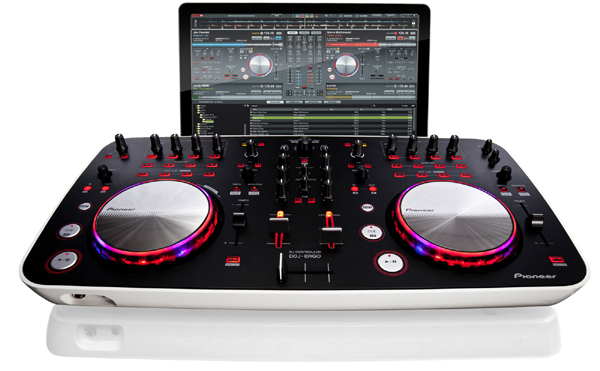 Pioneer DDJ-ERGO DJ Controller