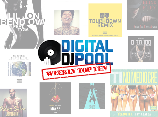 What DJs Are Downloading This Week - 6/23