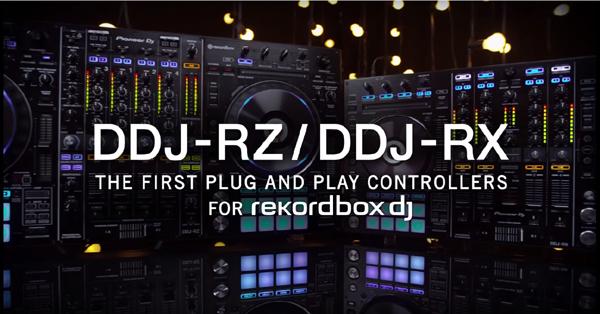 pioneer-announces-ddj-rx-ddj-rz-rekordbox-4.0