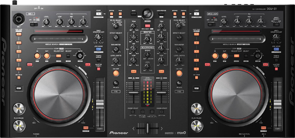 [Video] Pioneer DDJ-S1 Now With Serato DJ!